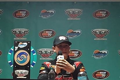 Todd Gilliland wins in NASCAR debut as K&N West champion crowned