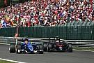 Nasr - Inscrire des points pour écarter la menace McLaren