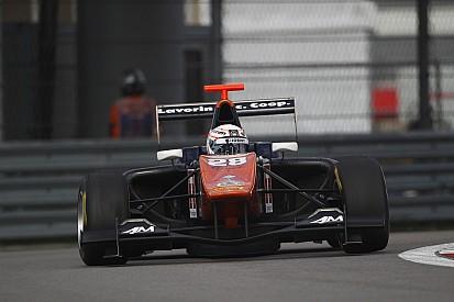 Michele Beretta nelle ultime due gare con Trident