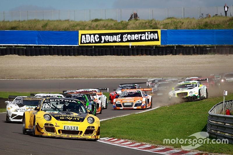GT Masters naar Circuit Park Zandvoort in augustus 2016