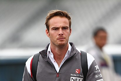 Un test en DTM pour Giedo Van der Garde?