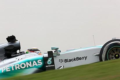 EL2 - Rosberg donne la réplique à Hamilton