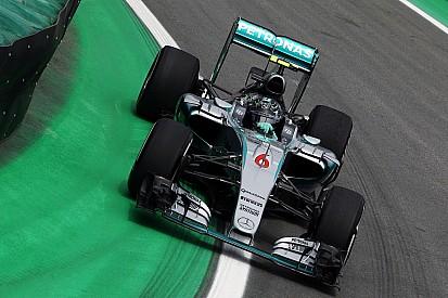 """Rosberg se anima com performance: """"estamos longe dos outros"""""""
