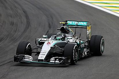 """Rosberg: """"Pista con poca aderenza e asfalto rotto!"""""""