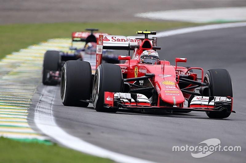 """Räikkönen dans l'expectative après deux séances """"déroutantes"""""""