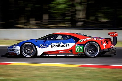 韦斯特布鲁克、布里斯科、波尔戴斯入选福特GT车手阵容