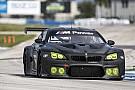 Debüt des neuen BMW M6 GTLM in Daytona