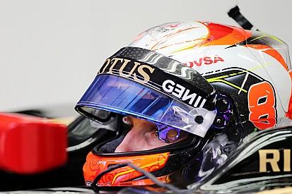 """Grosjean: """"Dobbiamo precedere la Toro Rosso"""""""