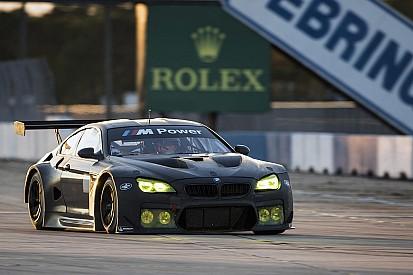 宝马M6 GTLM赛车将在戴通纳测试公开亮相