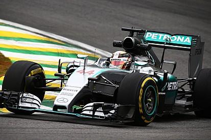EL3 - Meilleur temps pour Hamilton malgré un tête-à-queue