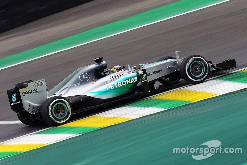Mercedes uit bezorgdheid over voorgestelde regels voor 2017