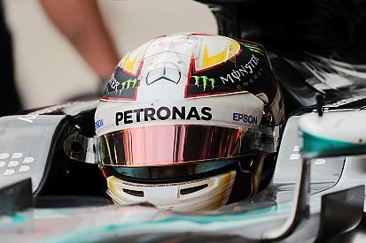 巴西大奖赛FP3:汉密尔顿重回圈速榜第一