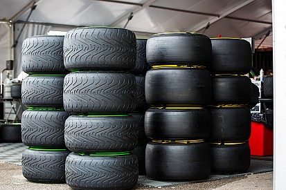 Pirelli tyre test at Abu Dhabi