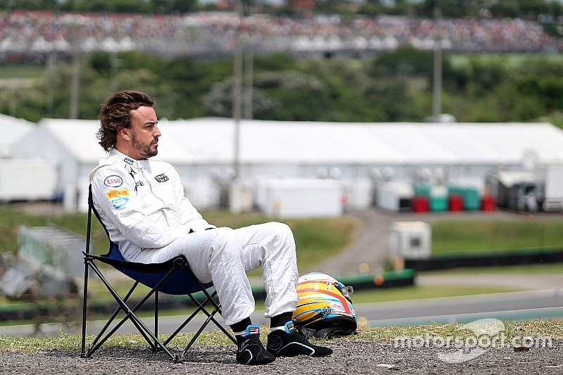 Alonso encore en panne en qualifications!