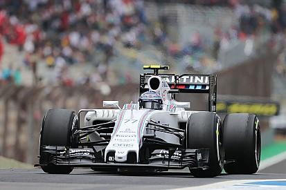 No placar entre companheiros, Massa perde para Bottas