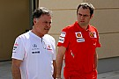 Dave Ryan returns to F1 with Manor