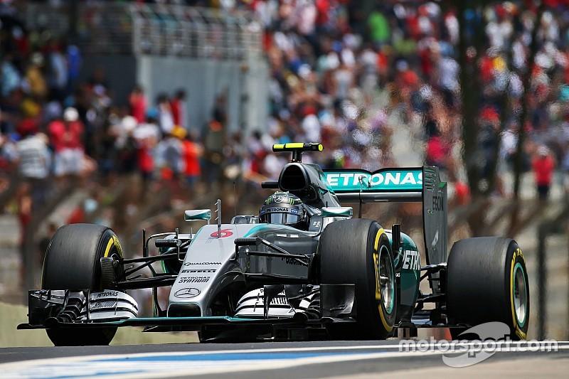 "Rosberg espera duelo e ""corrida emocionante"" no Brasil"