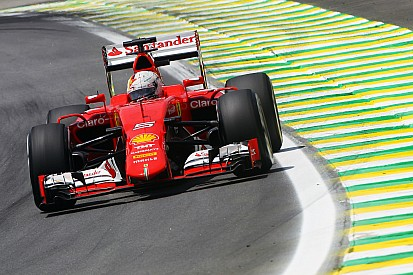 """Vettel se desilude com 3º: """"cheguei a ter esperança"""""""