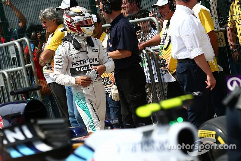 """Hamilton: """"Ho perso tempo nel primo settore"""""""