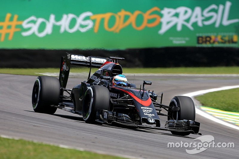 Alonso set to get new engine for Sunday