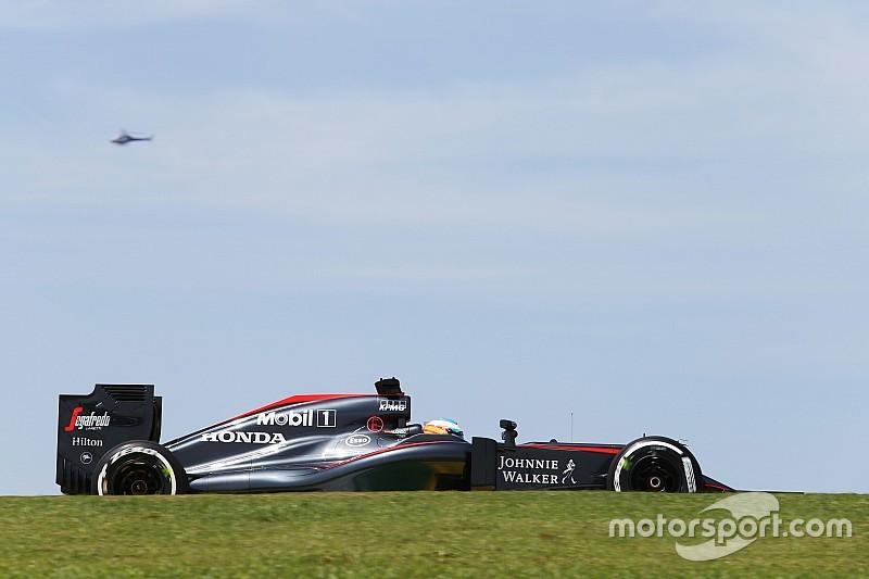 Fernando Alonso usará un nuevo motor en GP de Brasil