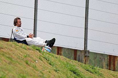 L'attitude d'Alonso enflamme les réseaux sociaux!