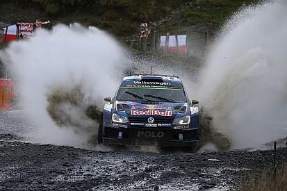 WRC Wales: Weltmeister Sebastien Ogier siegt beim Saisonfinale
