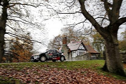 Championnats - Citroën termine en dauphin de Volkswagen