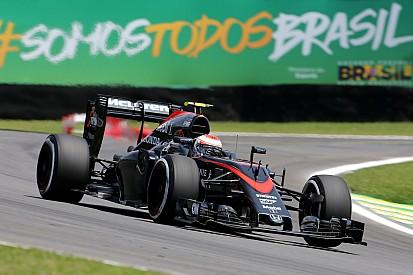 Une course sans surprises pour Jenson Button