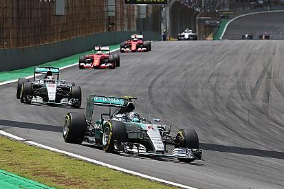 """Vice, Rosberg festeja: """"fui capaz de controlar Lewis"""""""