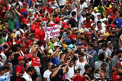 Torcida em Interlagos exalta Senna, mas xinga Lula e Dilma