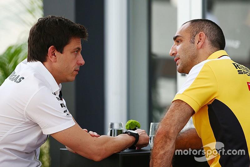 """Toto Wolff: """"Zwei-Klassen-Motor würde der Formel 1 schaden"""""""