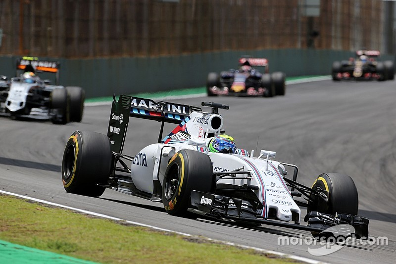 Massa excluded from Brazilian GP