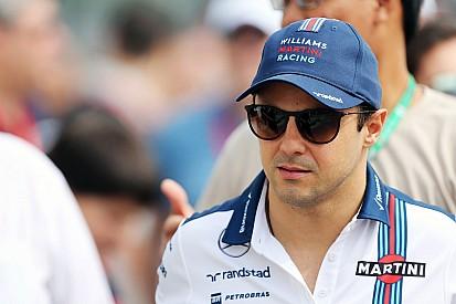 Felipe Massa exclu de la course