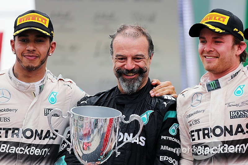 Rosberg and Hamilton bring home the Brazilian GP