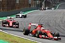 Brazilian GP: Vettel on the podium, Raikkonen fourth
