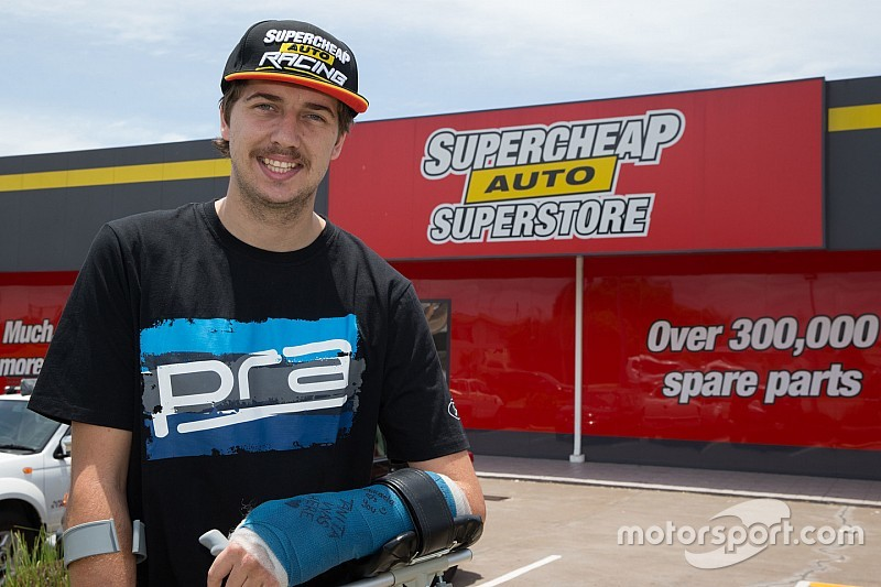 Mostert to race Supercheap Falcon in 2016
