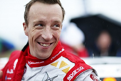 "Meeke admits he has ""no idea"" about Citroen future"