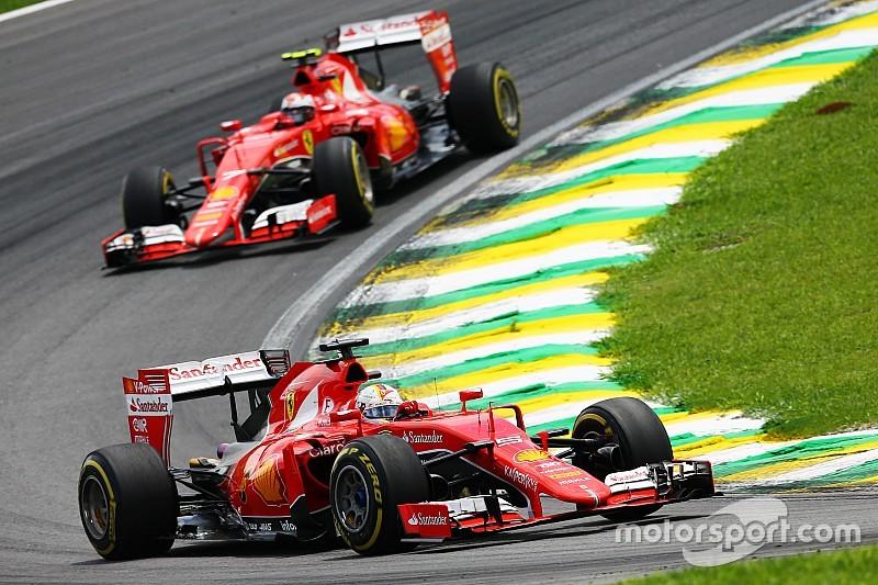 Арривабене: В какой-то момент мы были даже быстрее Mercedes