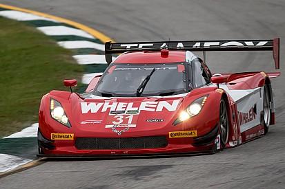 Simon Pagenaud aux tests de Daytona avec Action Express Racing