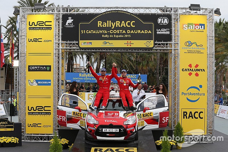 Championnats WRC3 & Junior - Doublé pour Gilbert et Jamoul