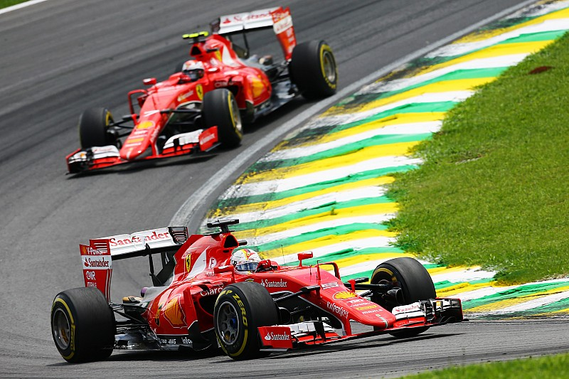 Ferrari crê que vantagem da Mercedes foi menor no Brasil