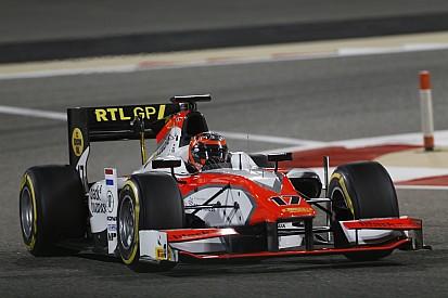 Daniël de Jong maakt GP2-seizoen tóch af