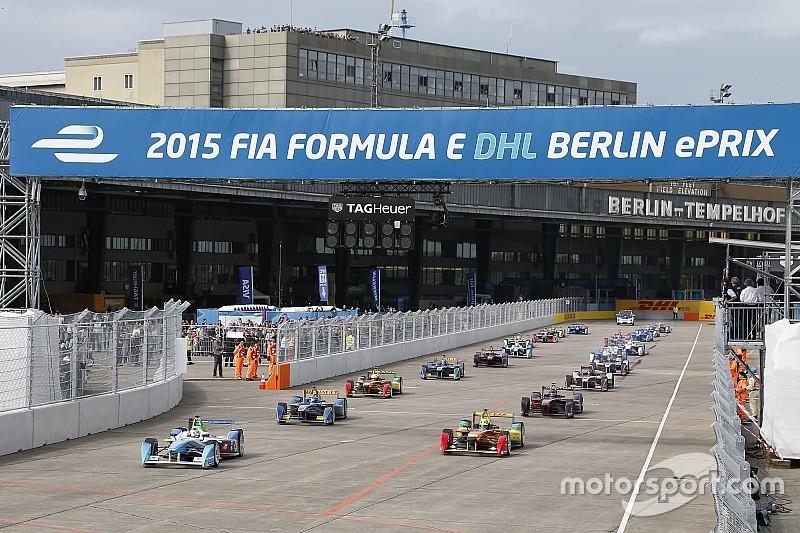 حصري: أزمة اللاجئين تهدّد سباق برلين للفورمولا إي