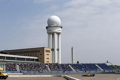 柏林ePrix不会在坦佩尔霍夫机场举行!