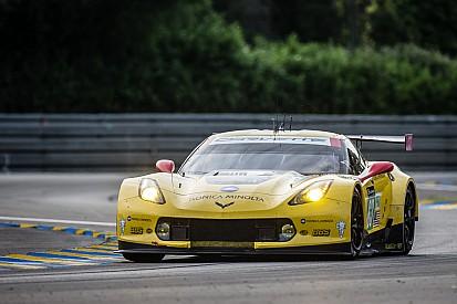 Corvette confirma su alineación para Le Mans en 2016