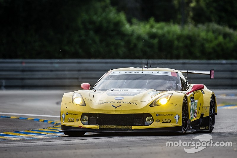 Corvette verkündet Fahrer für Le Mans 2016