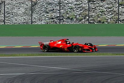 Vidéo - Le Concept Ferrari F1 dans Assetto Corsa
