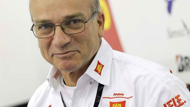 Aligi Deganello torna in Superbike con Ducati