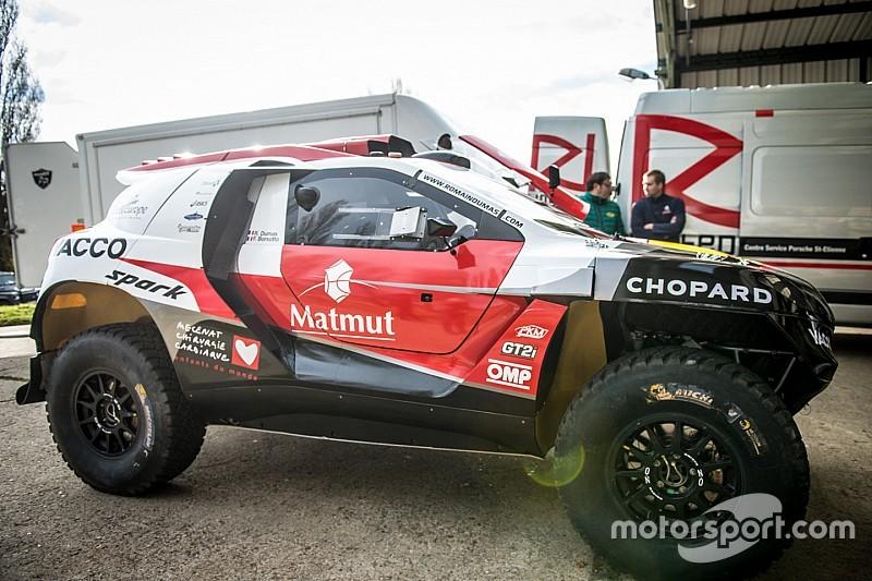 Dumas keert met een Peugeot terug in Dakar Rally